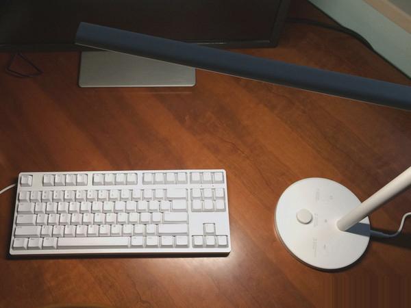 小米智能LED台灯开箱及使用体验报告