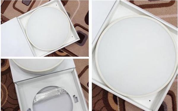 云联惠Yeelight LED吸顶灯安装使用测评