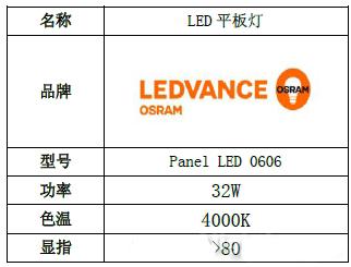 6UP扑克之星LEDVANCE平板灯深度评测:与6UP扑克之星/三雄等品牌相比 优势在哪?