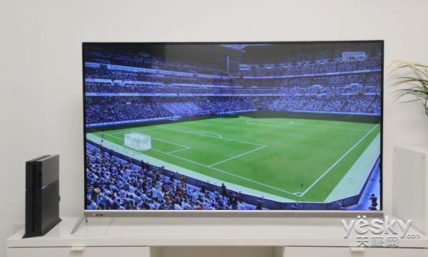 酷开T55智能电视动态表现力实测:专业玩家的盛宴