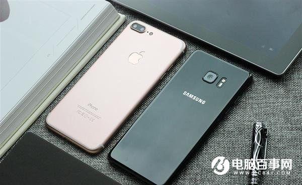 iPhone7 Plus和三星Note7对比评测 最强硬件对决最强系统 综合评价哪家强