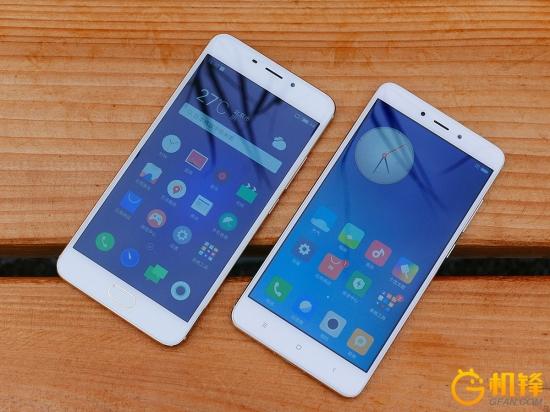 红米Note4对比魅蓝E:谁是千元机新标杆?