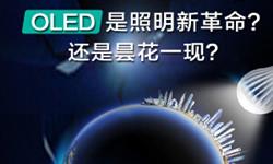 OLED是照明新革命?还是昙花一现?