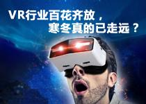 VR行业百花齐放 寒冬真的已走远?