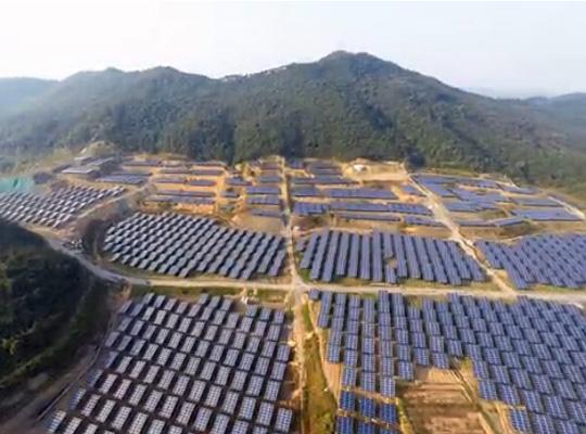 临海屋顶太阳能光伏发电项目即将开工