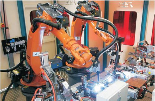 2016全球机器人五大国机器人企业