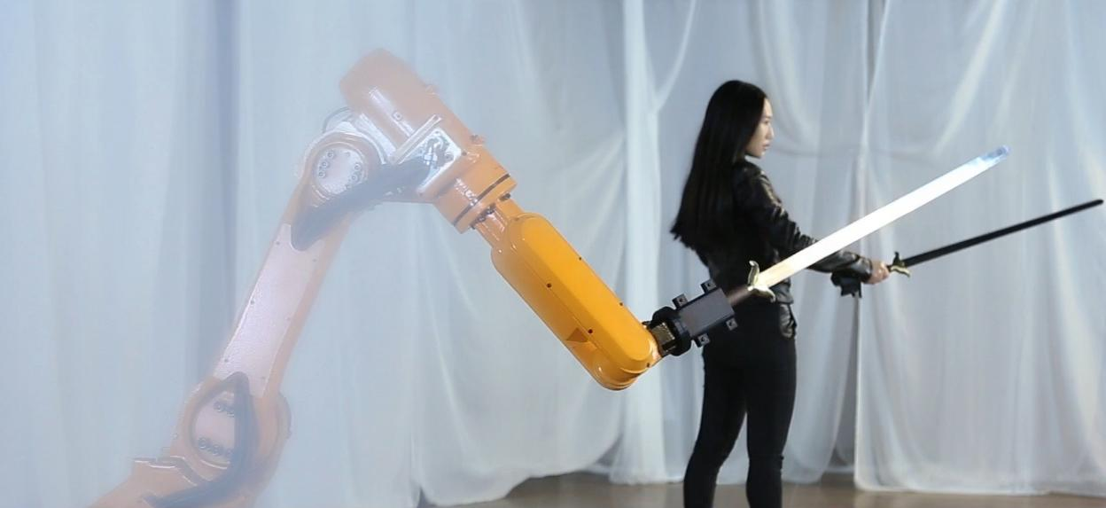 智能工业机器人时代