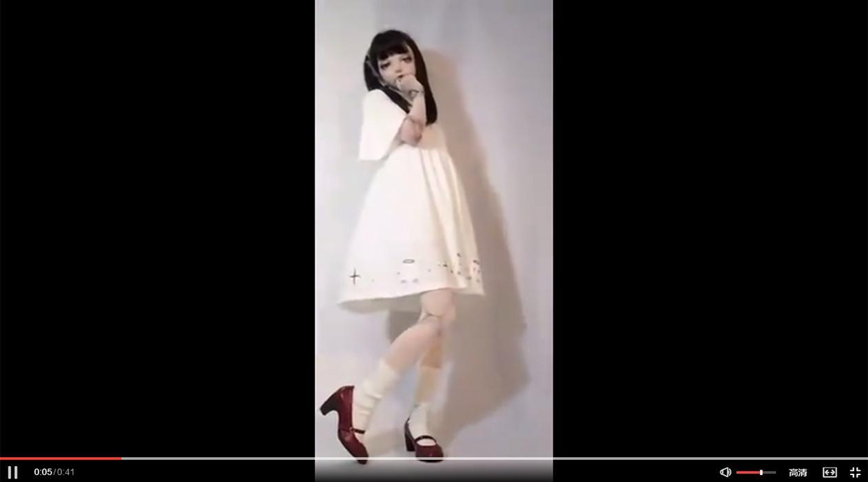 日本逆天机械少女,最接近人类自然动作的机器人