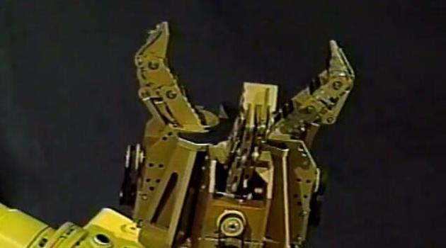 强悍的高柔性工业机器人夹爪