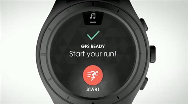 CES2017:New Balance首款智能手表来袭