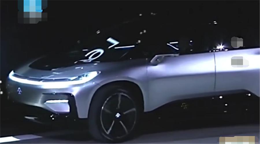 乐视汽车FF91发布 2018年交付