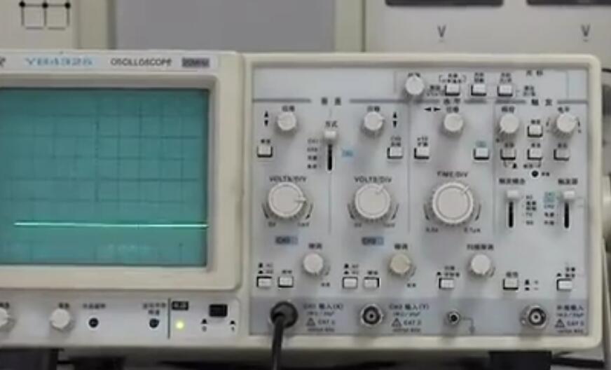 示波器的使用和电路调试的步骤