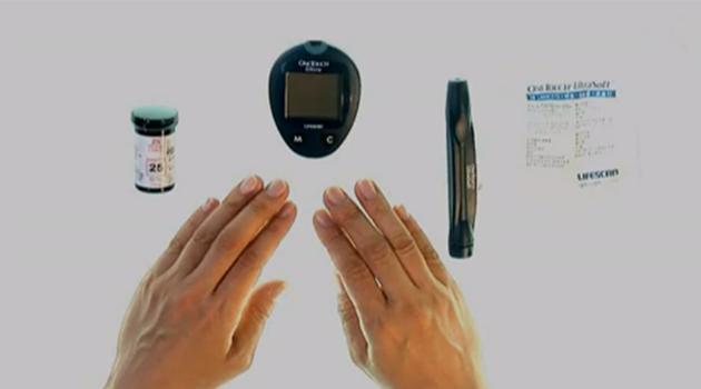 自我血糖监测----血糖机操作篇