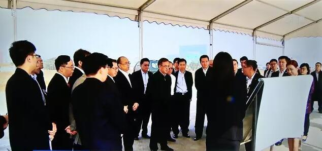 胡春华调研华星光电:加快项目建设进度 抢占产业发展制高点