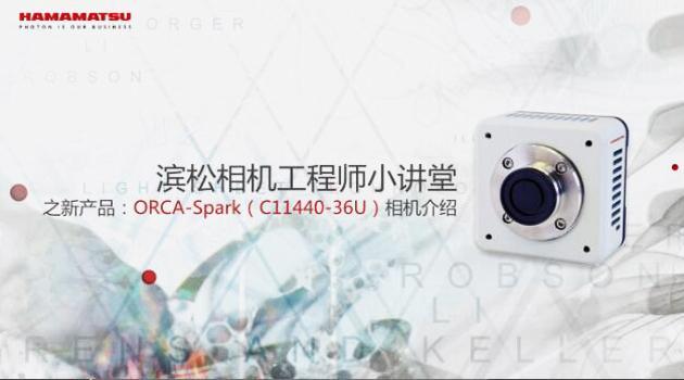 滨松新品sCMOS相机解读:我是我,不一样的花火!
