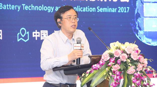 中南大学唐有根教授:动力锂电池能量密度与安全性能