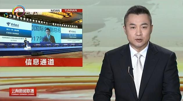 信息通道区位优势明显 国内外通信运营商聚焦云南