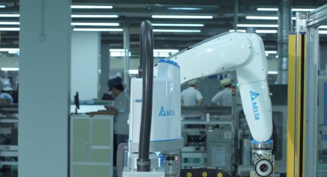 台达工业机器人