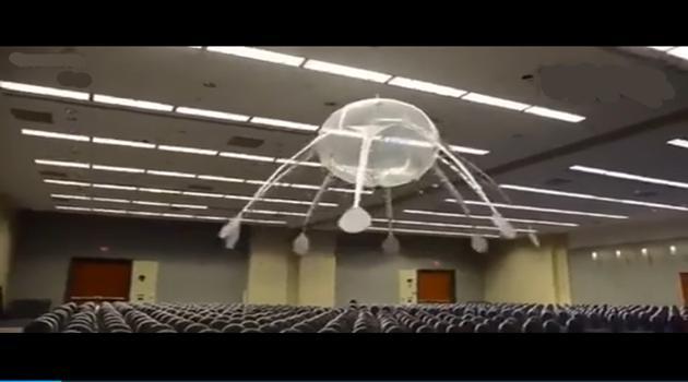 最牛仿生机器人 酷炫飞行机器栩栩如生 数码 美国