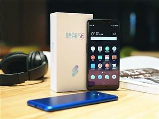 魅族首款全面屏魅蓝S6上手:5.7寸单手无压力