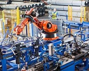 工业机器人托起长沙制造业新蓝图