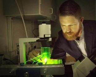 犹他大学开创出韧带和肌腱组织生物3D打印技术