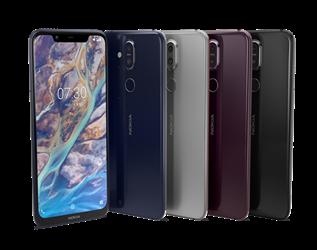 蔡司加持Nokia X7:骁龙710+光学防抖