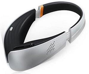 戴森提交全新可穿戴设备专利,用口罩会净化还能播放音乐