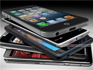 智能手机市场格局变化