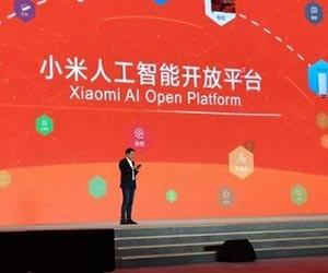 小米CEO雷军:AI+IoT是未来风口