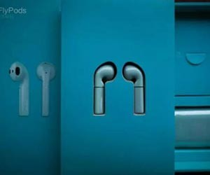 荣耀FlyPods开箱:优雅与静谧的知更蓝