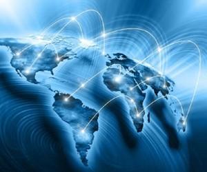 可见光通信在全球范围内开始发展