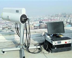 3D可视激光雷达扫描仪实时锁定污染源