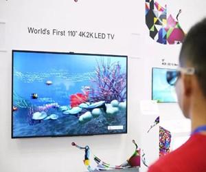 4K电视机市场渗透率接近六成 4K内容缺乏