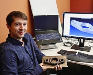 研究员创建智能系统以支持工业3D打印应用的混合制造
