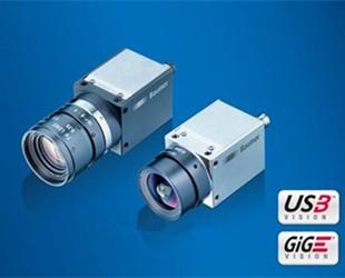 带卷帘快门传感器的CX和EX系列相机