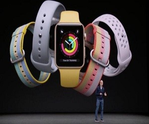 苹果手表也要支持人脸识别