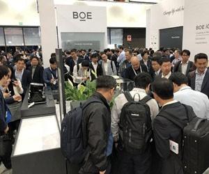 SID 2018:京东方、LGD、天马、维信诺、友达都展了什么屏?