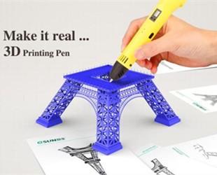 """走近智能制造:3D打印""""众生相"""""""