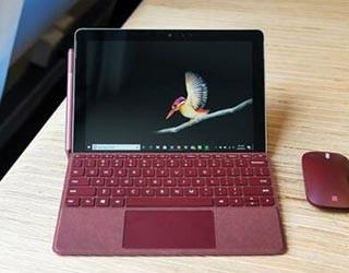 微软Surface Go实拍图赏