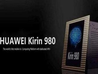 余承东:麒麟980领先骁龙和苹果芯片