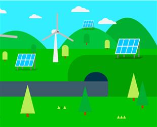 江西1-8月光伏发电量9.31亿千瓦