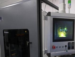 国内首台同轴送丝激光3D打印机研制成