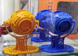 国产全自动3D打印后处理系统,东莞德为上色技术打破国内多项空白