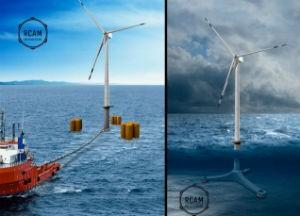 将混凝土3D打印技术用于海上风力发电站建设,初创公司RCAM