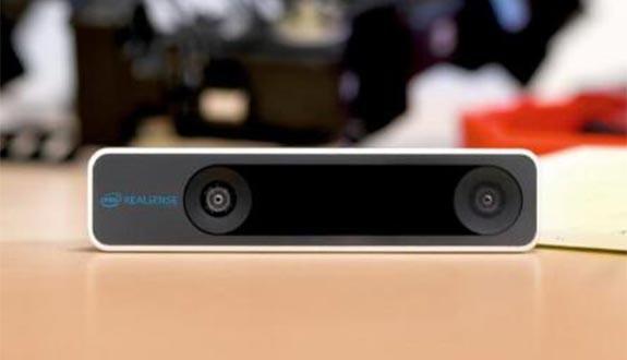 英特尔推出AR/VR硬件跟踪摄像头