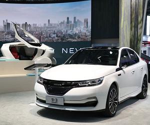 恒大首款电动车6月投产!基于萨博打造