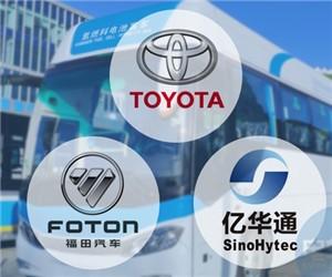 丰田开始将燃料电池技术导入国内市场