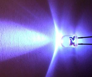 石墨烯上外延深紫外LED研究获新进展