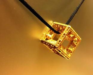 3D打印黄金珠宝:提高效率与优化设计并行